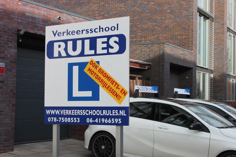 Rijschool Rules